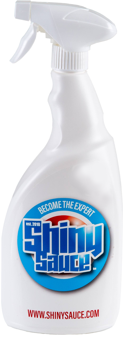 Shiny Sauce single bottle image